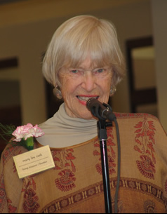 Mary Lou Cook, Founder of Santa Fe Living Treasures