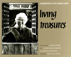 Santa Fe Living Treasures Book